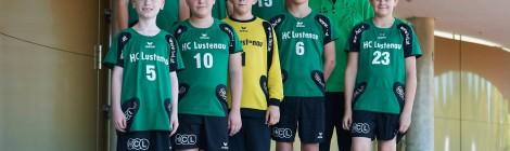 Männliche Jugend U12 Spiel am 30.01.2016