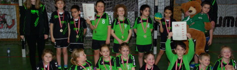 U8 Spieltag am 09.01.2016 in Dornbirn