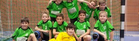 Männliche U10 Neujahrsspieltag in Bregenz