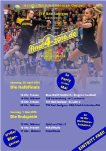 Final4-Plakat
