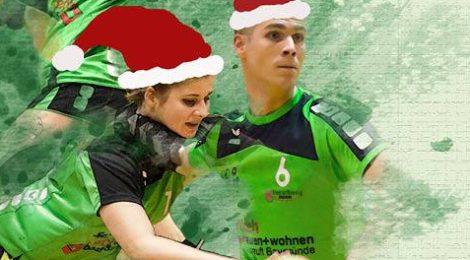 Handballsamstag und Weihnachtsfeier