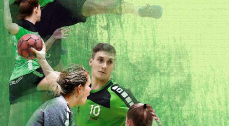 Schon was vor? - Handball im Gymi