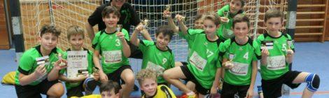 Finalspieltag der Burschen U10 (Jahrgänge 2006/2007)