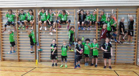Bericht vom 2. Spieltag unserer gemischten u8 in Feldkirch