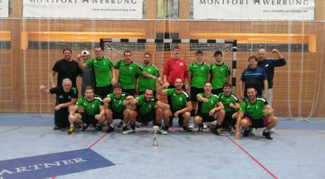 HC Lustenau gewinnt VHV-Cup! ?