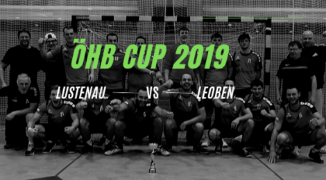 ÖHB Cup Runde 1: HC Lustenau vs Union Juri Leoben