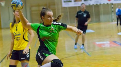 Fotos vom Damenspiel am 02.11.2019 - HC Lustenau VS SG Ulm Wiblingen