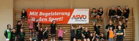 U10 Trainingstag in der Gymnasiumhalle