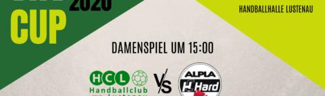 VHV Cup: Damen 1 vs. HC Hard
