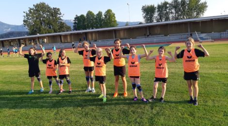 Trainingsstart der wu10